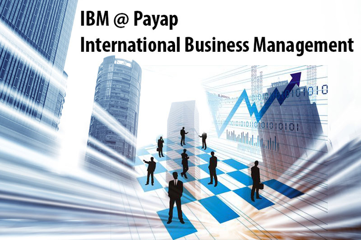 business administration international business With the business administration - international business program you can acquire the skills for a career with global logistics  course in business administration.