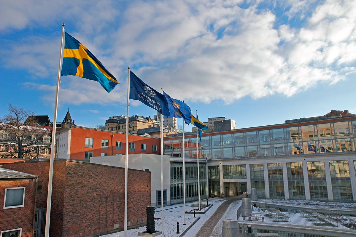 Università di Gothenburg School of Business, Economia e Diritto