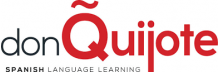 Don Quijote Spanish Language Learning