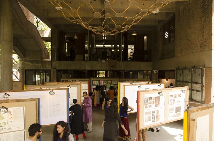 International Master of Interior Architectural Design Ahmedabad