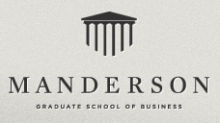 Manderson Graduate School of Business The University of Alabama