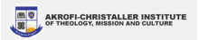Akrofi-Christaller Institute Of Theology, Mission And Culture