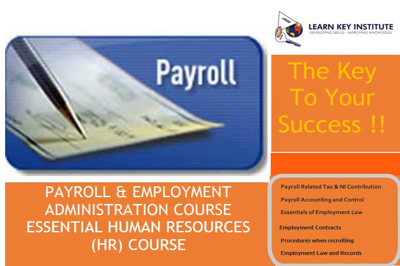 Payroll and Human Resources Course, Birkirkara, Malta 2019/2020