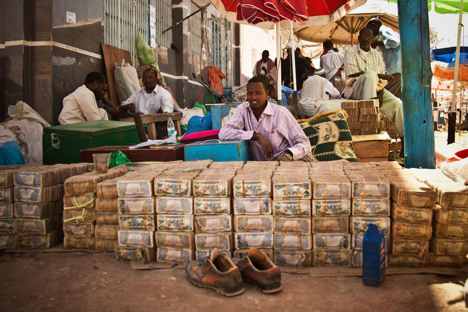 Moneychangers, Hargeisa, Somaliland