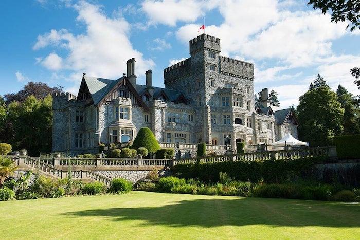 RRU Hatley Castle